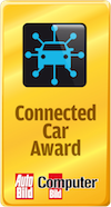 V-Charge gewinnt 'Connected Car Award 2015'